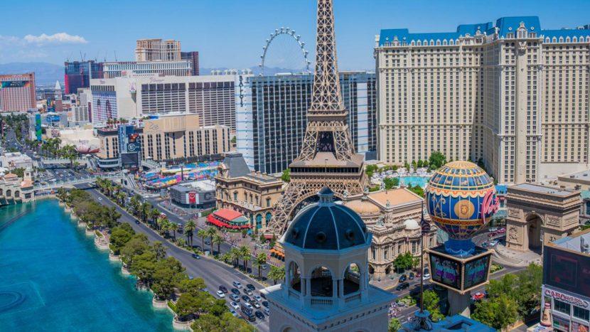 Las Vegas Markas Judi Terkenal di Dunia